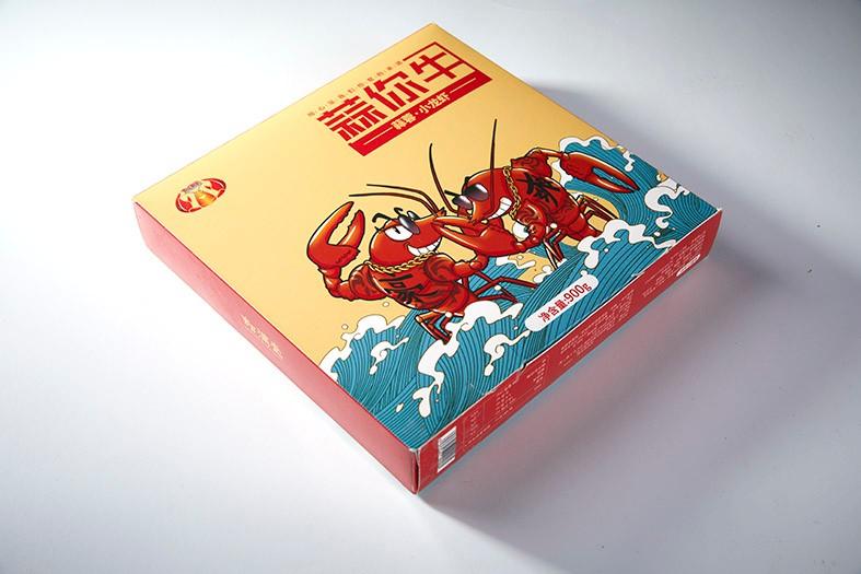 虾满堂-速冻小龙虾-蒜蓉龙虾