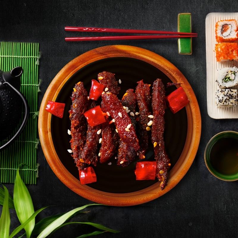 奇珍五味牦牛肉粒