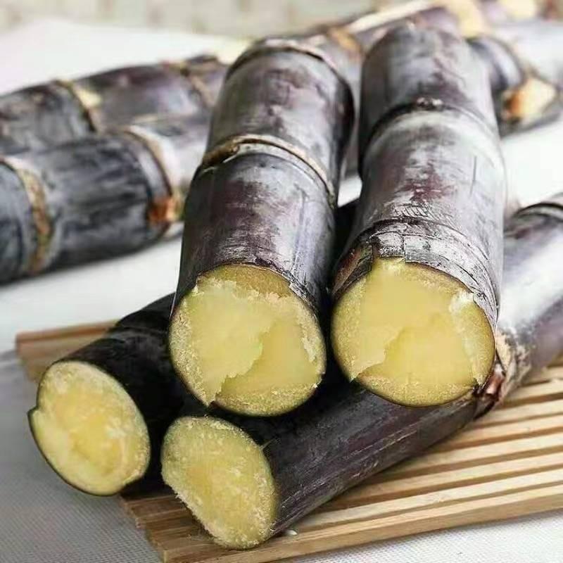 广西黑皮甘蔗 5斤/3-4段