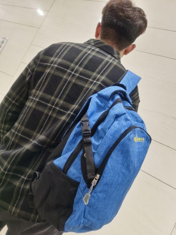 3D大赛订制款双肩背包