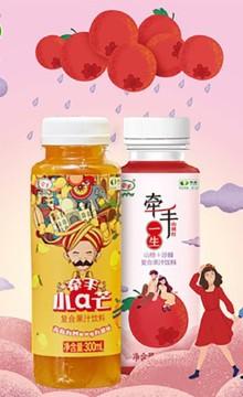 【买6赠6】牵手小a芒果+山楂沙棘汁组合装