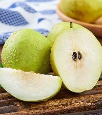 新疆库尔勒香梨精品果 产地新鲜直达