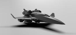 战斗机【3D打印预售】