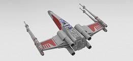 战斗机XF46【3D打印预订】