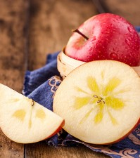 陕西礼泉红富士苹果新鲜应季水果
